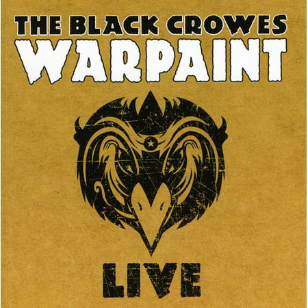 Warpaint Live (The Black Crowes Live At The Greek)