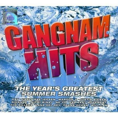Gangnam Hits  Cd Dvd Edition   Various