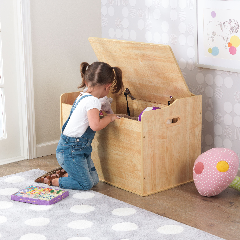 Kidkraft austin toy box natural 14953 - Kidkraft Austin Toy Box Natural 14953 17