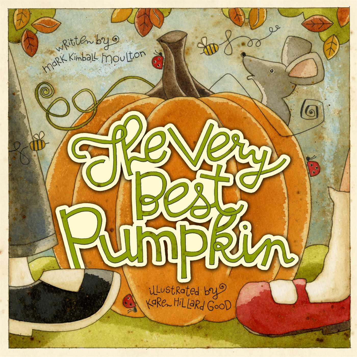 The Very Best Pumpkin (Hardcover)
