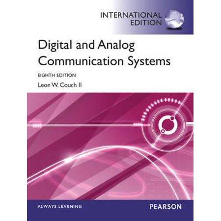- Digital & Analog Communication Systems