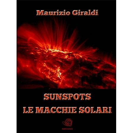 Sunspots - Le Macchie Solari - eBook (Sunspot Bedding)