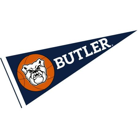 "Butler Bulldogs Basketball 12"" X 30"" Felt College Pennant"