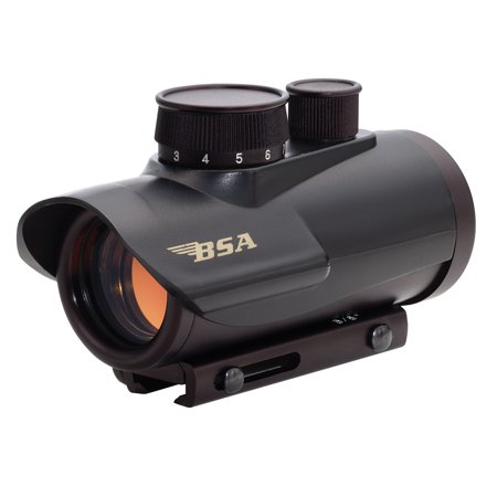 BSA Illuminated Red Dot 30mm, 5 MOA Dot