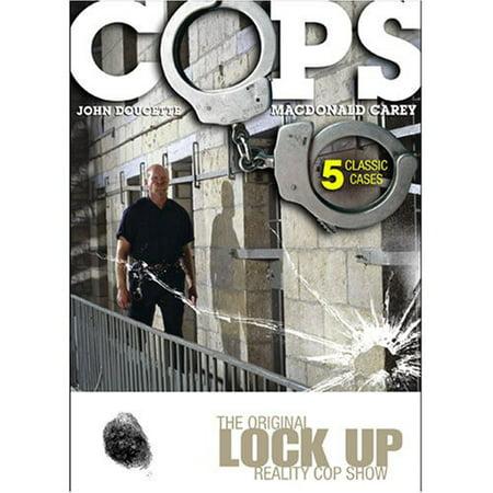 COPS V04-LOCK UP (DVD) (DVD)
