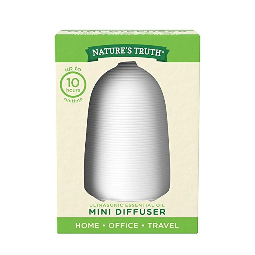 Nature's Truth Aromatherapy Essential Oil Mini Diffuser