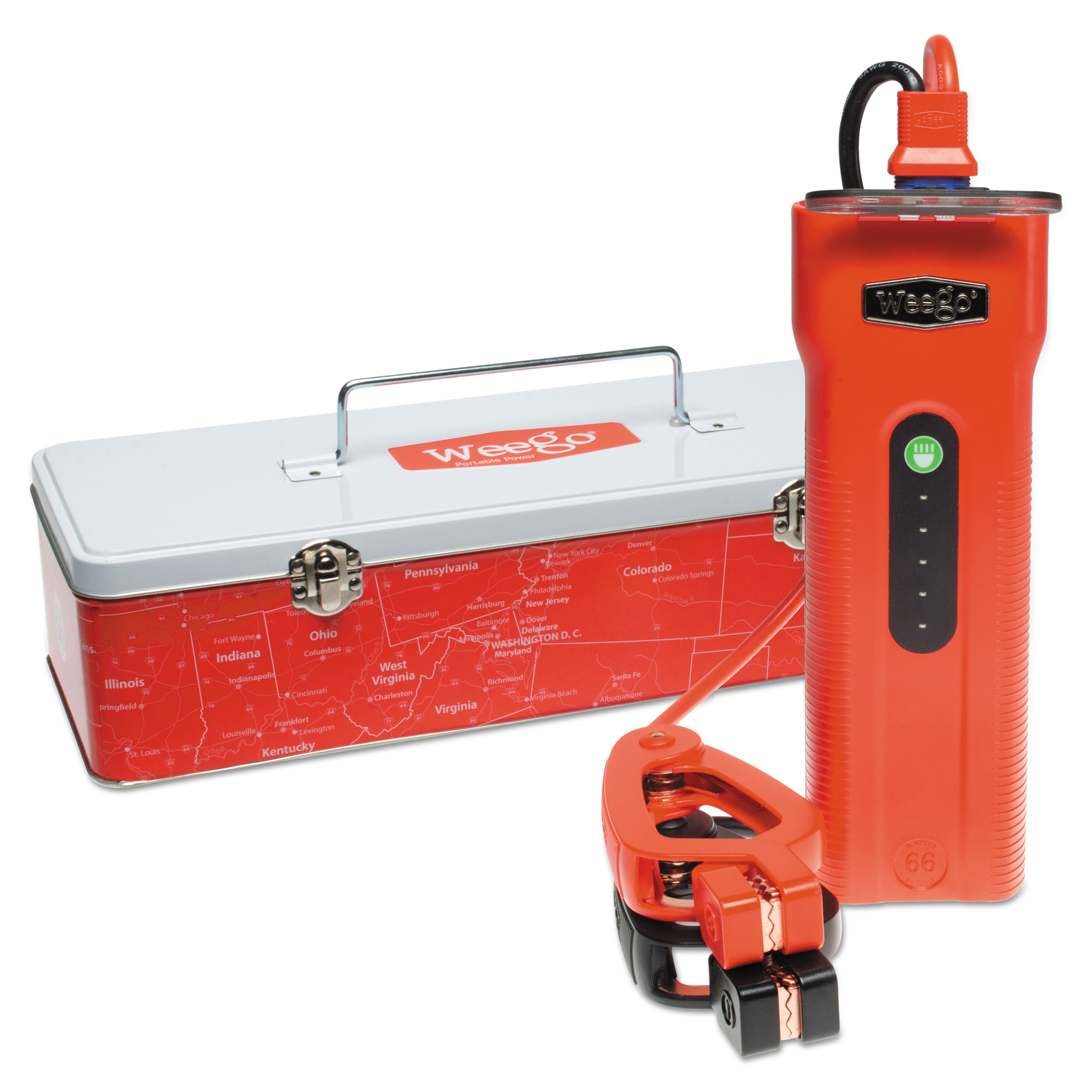 Weego Premium Jump Starters, 600A by Weego