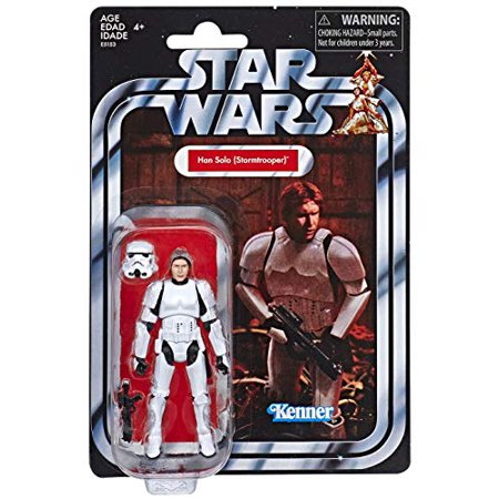 Star Wars Han Solo (Stormtrooper) The Vintage Collection 3.75 inch Action Figure - image 1 of 1
