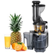 Best Choice Products 150W 60RPM Whole-Food Slow Masticating Cold Press Juicer Extractor