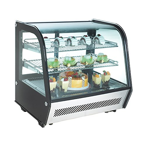 """Marchia MDC120 28"""" Refrigerated Countertop Display Case"""