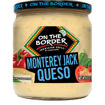 Salsas & Dips: On the Border Monterey Jack Queso