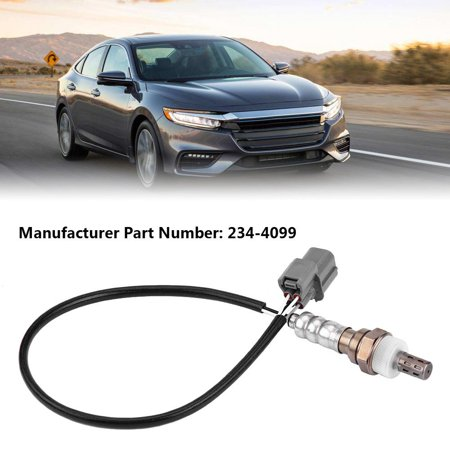 Ccdes O2 Oxygen Sensor, O2 Sensor,O2 Oxygen Sensor for Acura Integra Isuzu Civic CR-V Prelude 2.2L Upstream or Downstream 234-409 - image 5 of 8