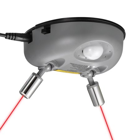 Laser Parking Guide (Fosmon Dual Laser Garage Parking Assist Guide System, Motion Activated Sensor Parking Assistant Aid for Car,)