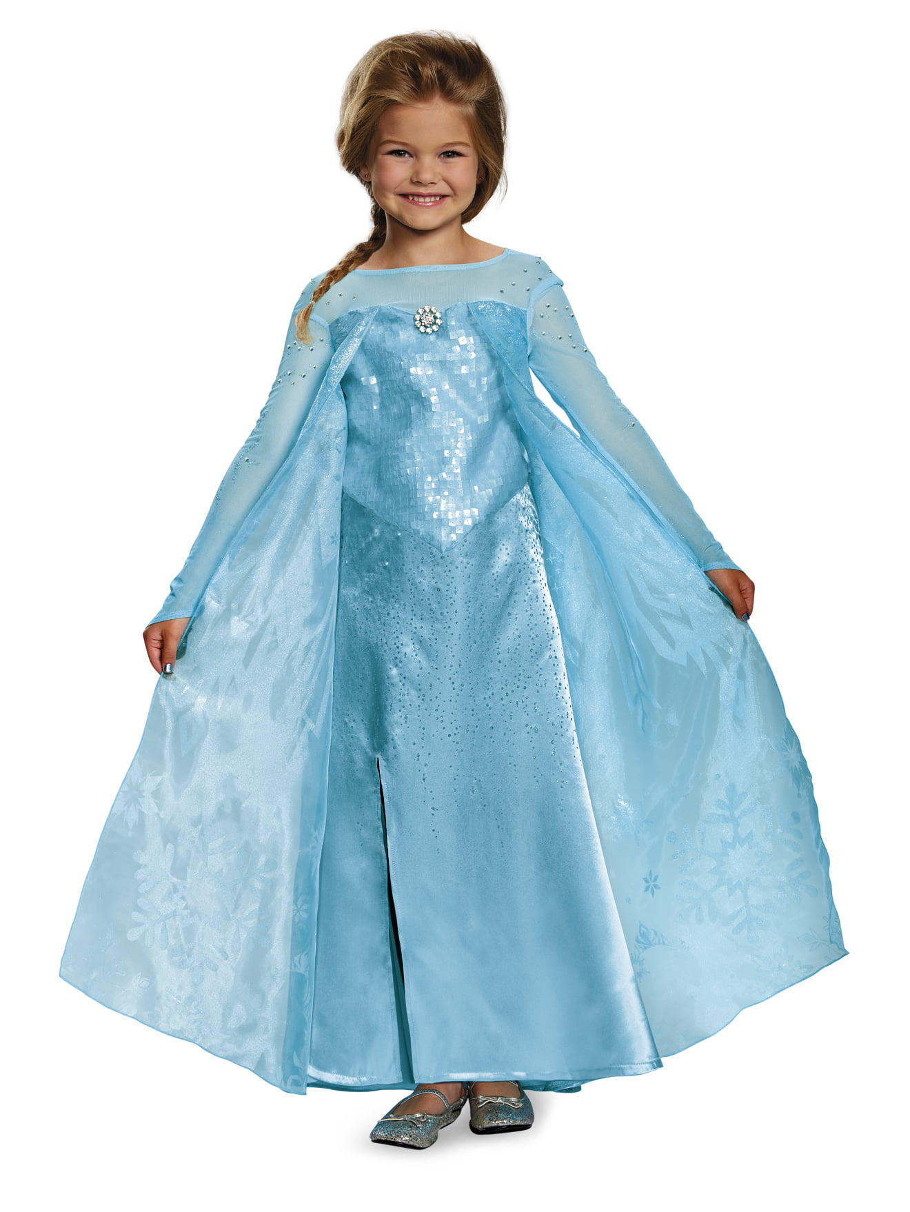 For adults, the Frozen collection also includes an adult Elsa costume that will make you look like the real thing. Don't forget some awesome Frozen accessories as .