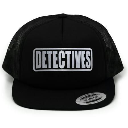 Detectives Hat, Private investigator baseball caps, reflective - Detective Hats