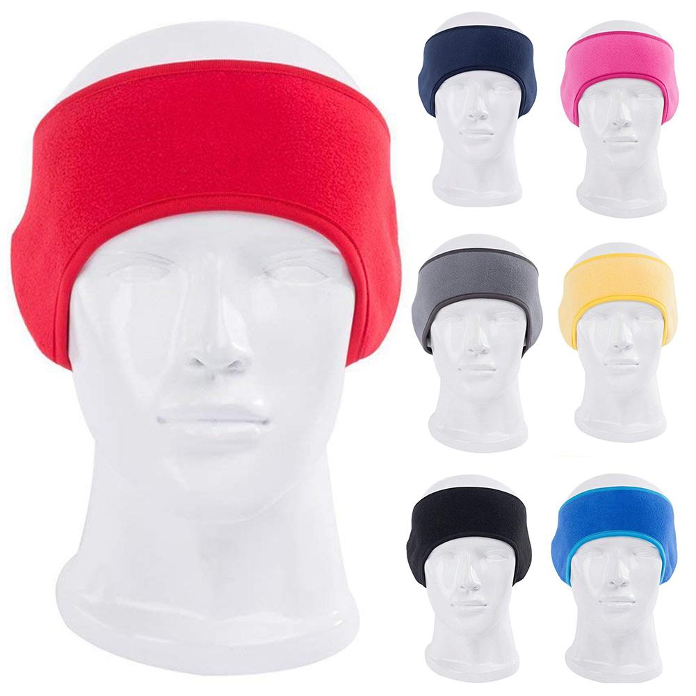 Directer Outdoor Ear Warmer Cover Headband Head Wrap Sweatband Running Headwear Earmuff