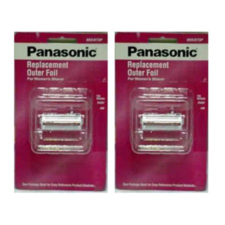 Panasonic WES9775P Replacement Outer Foil (2