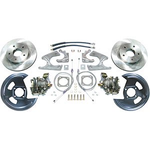 Right Stuff AFXRD01N GM 10 & 12 Bolt Rear Disc Brake