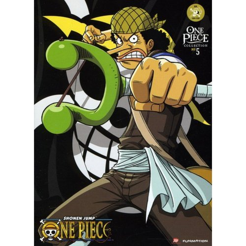 ONE PIECE COLLECTION 5 (DVD/4DISCS)