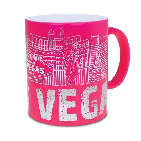 Las Vegas Themes (Puzzled Ceramic ?Las Vegas Silver Skyline