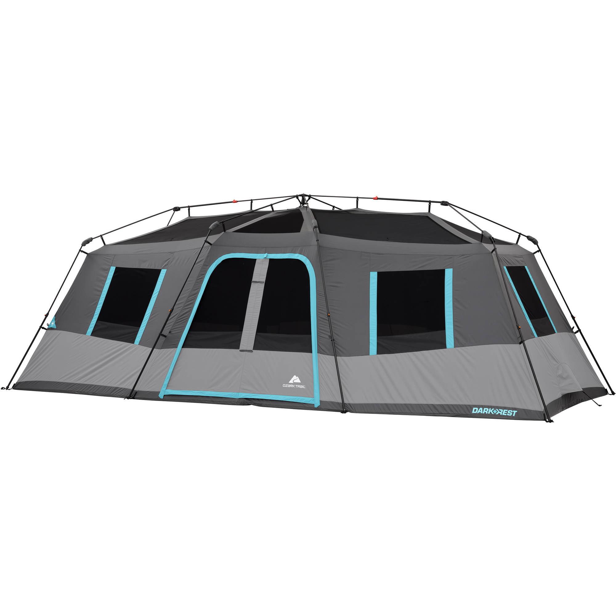 Best Ozark Trail Cabin Tent 20 X 10 Instant Dark Rest