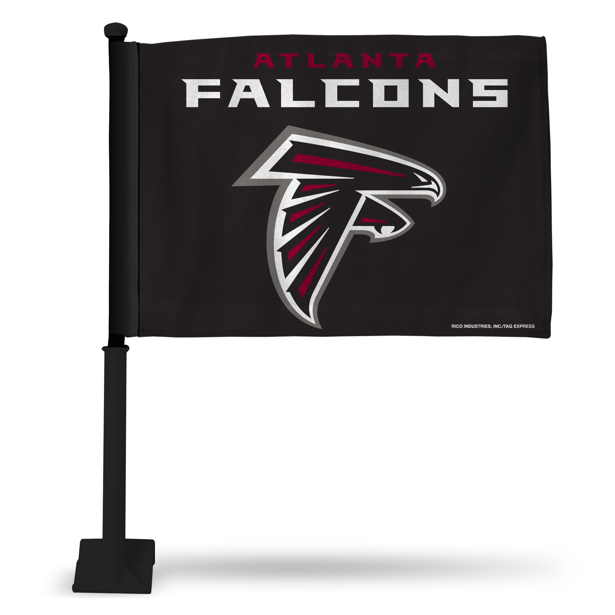 Official NFL Atlanta Falcons Car Flag 536800