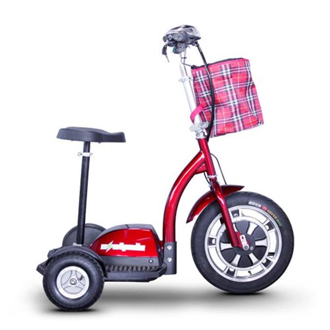 JHR Electric Transport EW-18 O Stand And Ride Scooter - O...
