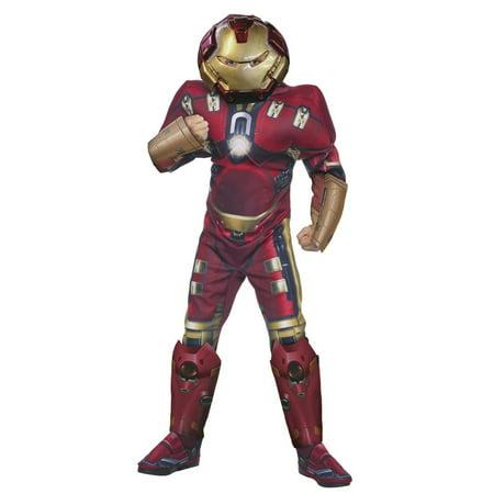 Marvel Avengers Infinity War Hulkbuster Deluxe Boys Halloween Costume - Ward Halloween