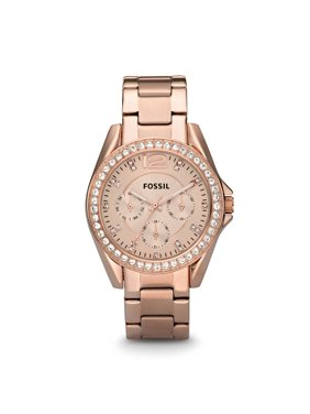 3a6e17c7b726 Product Image Women s Riley Multifunction Rose Gold Stainless Steel Watch  (Style  ES2811P)