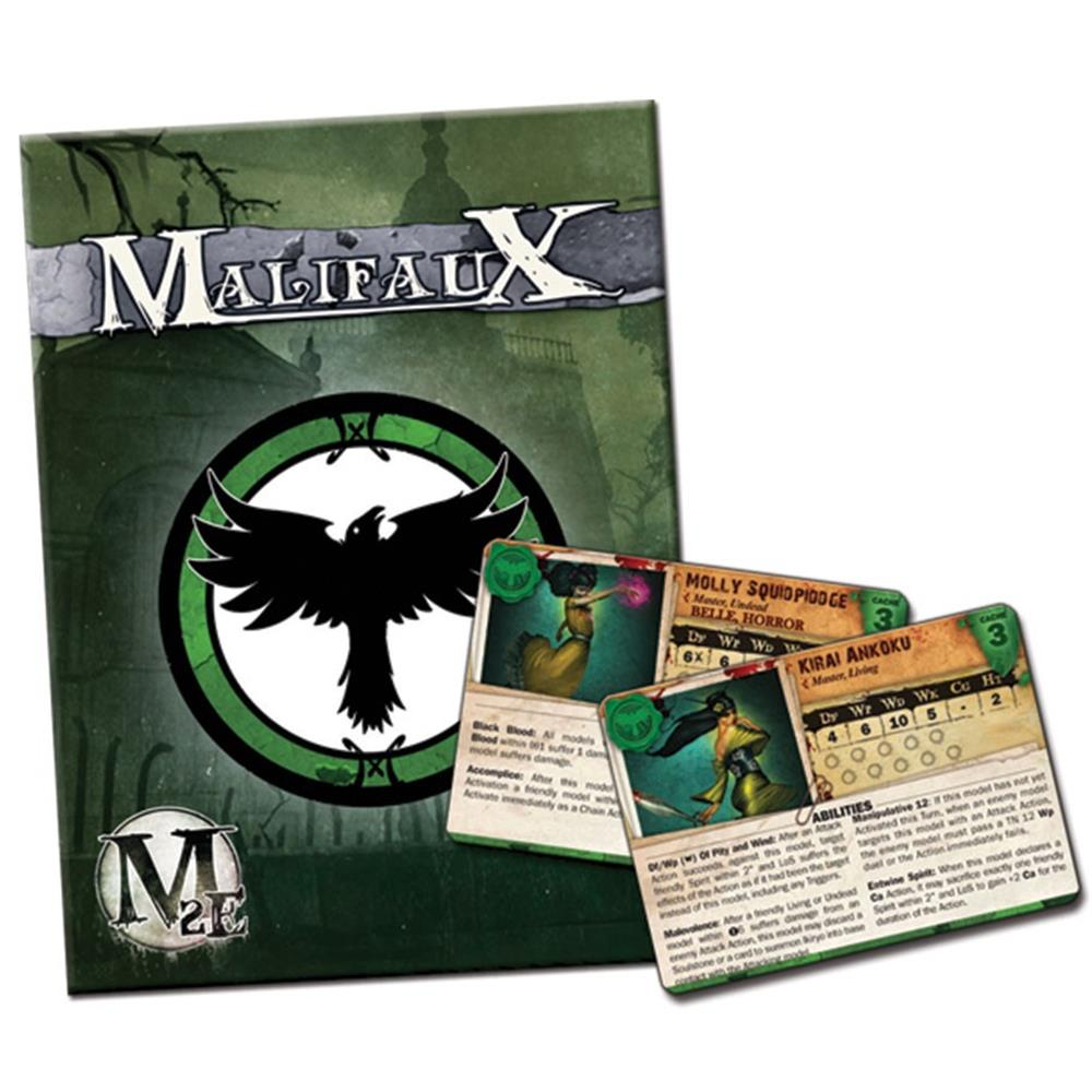 Malifaux: Resurrectionists Wave 2 Arsenal Box Multi-Colored