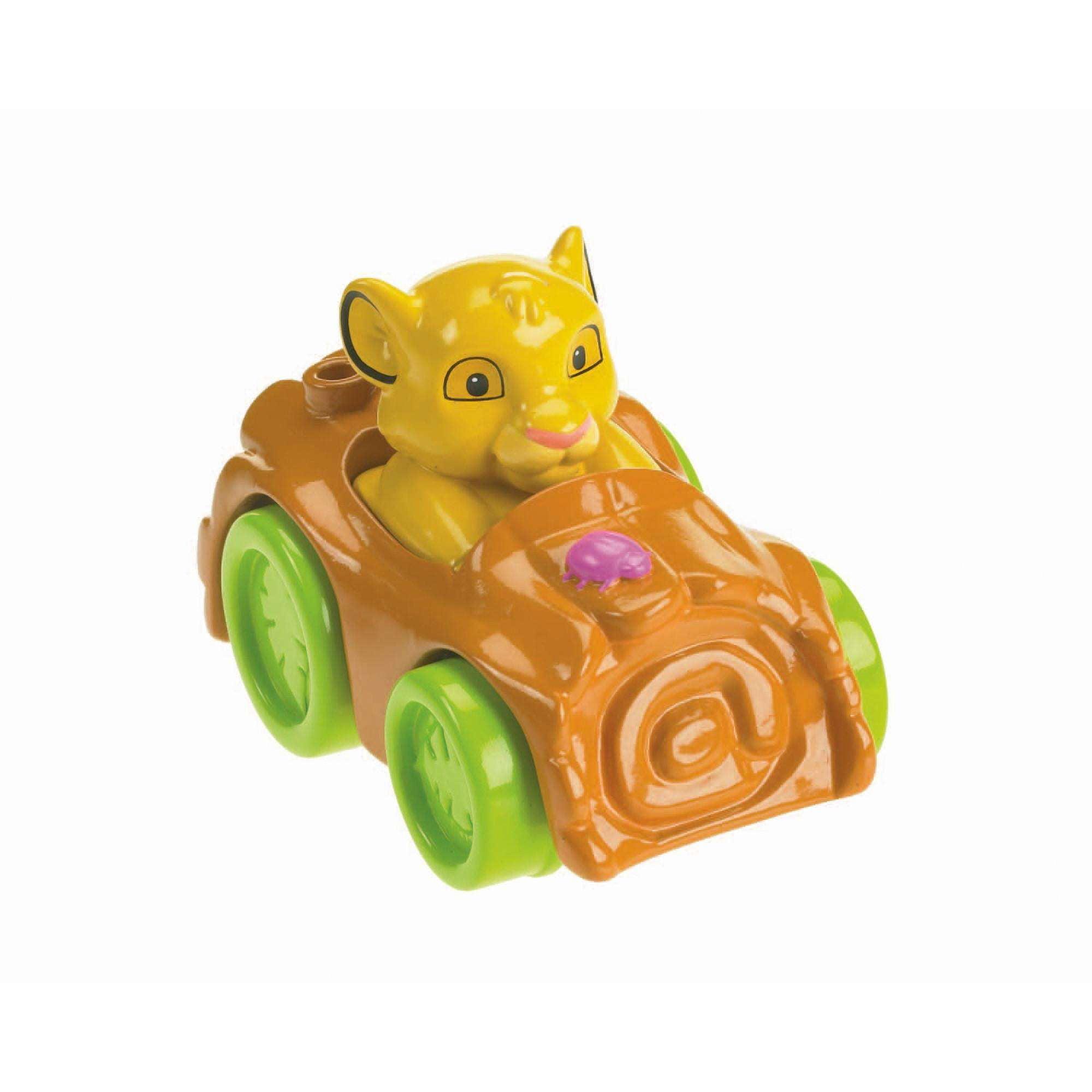 Little People Disney Wheelies Simba