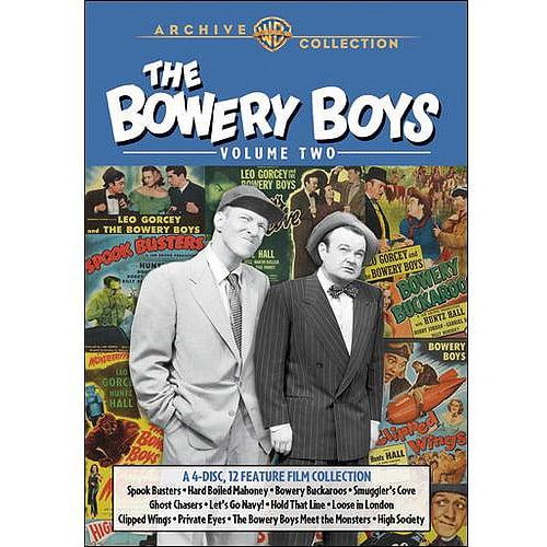 The Bowery Boys: Volume 2 (DVD)