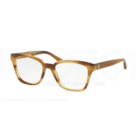 d02b976b1314 TORY BURCH Eyeglasses TY 2052 1416 Medium Horn 49MM - Walmart.com