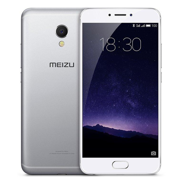 5.5 inch Meizu MX6 Global Version Deca Core 4G LTE Mobile Phone ROM 32