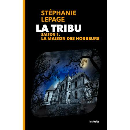 La Tribu, saison 1 - La Maison des horreurs - (Musique D'halloween Horreur)