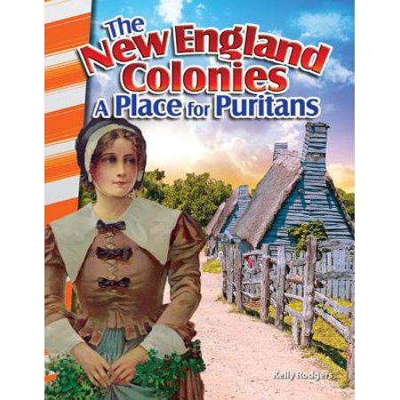 The New England Colonies : A Place for Puritans (America's Early Years) - Best Halloween Places In New England