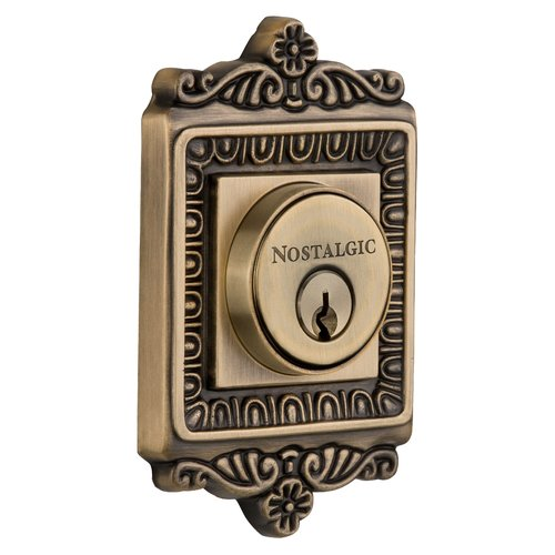Nostalgic Warehouse Rope Single Cylinder Keyed Alike Deadbolt