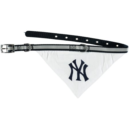 Silver Bandana (New York Yankees MLB Dog Bandana Kool)