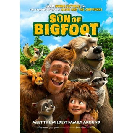 Son of Bigfoot DVD