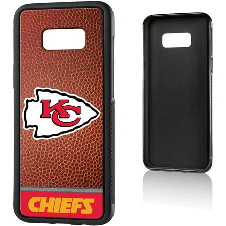 Kansas City Chiefs Galaxy Bump Case with Football Design