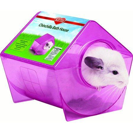 Kaytee Chinchilla Bath House, Assorted Colors