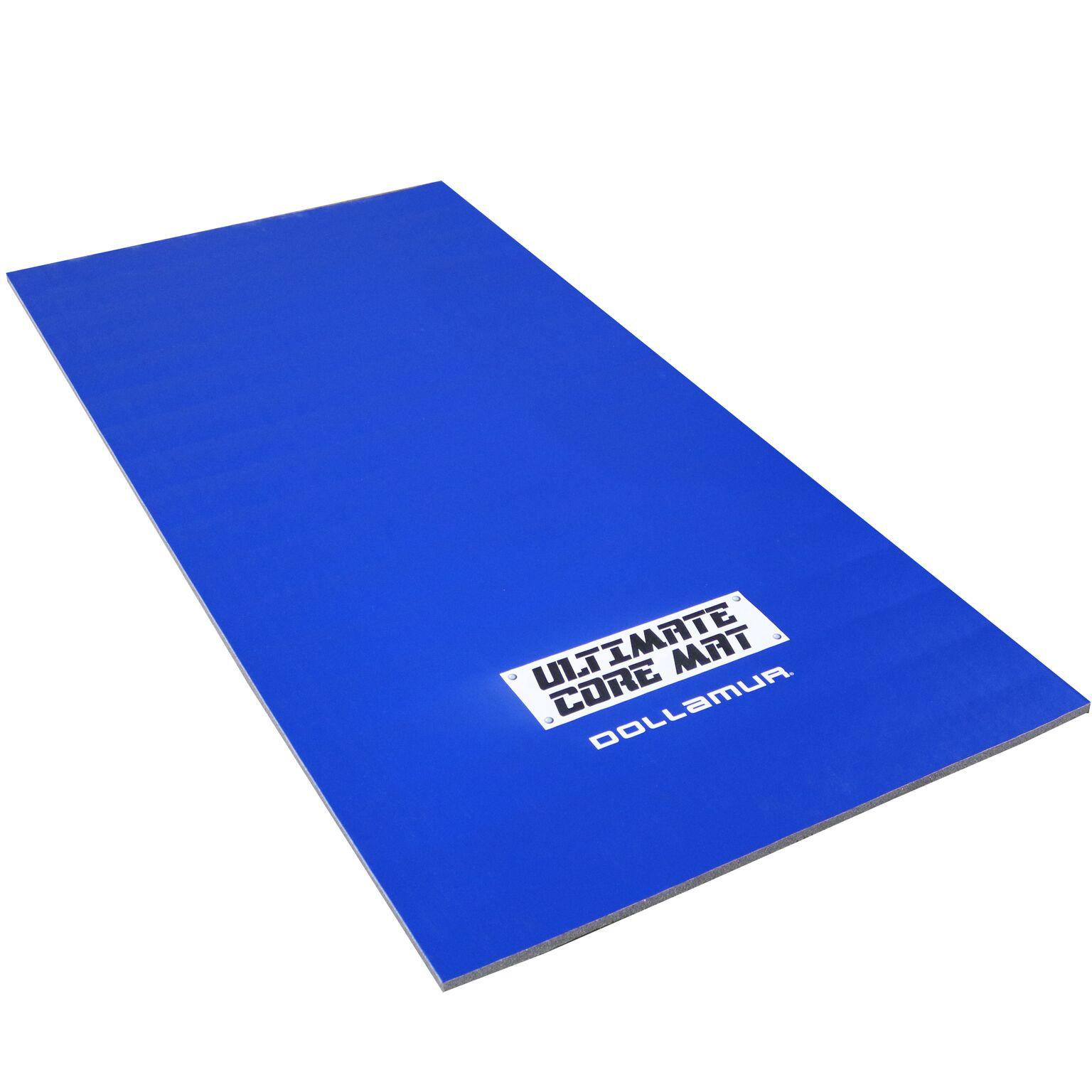 Fitness Mat, 3'x6', Royal Blue