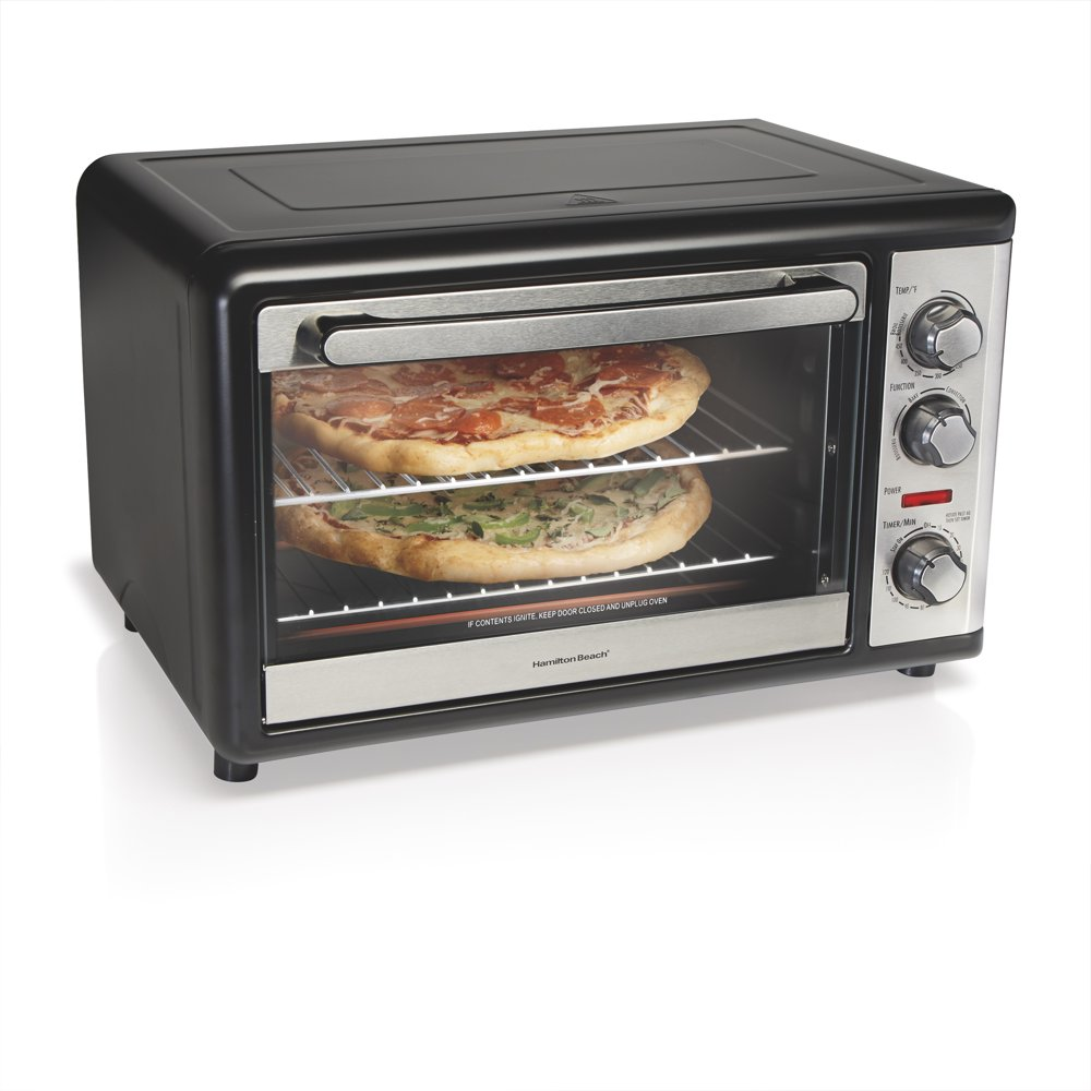 Hamilton Beach XL Convection Oven with Rotisserie
