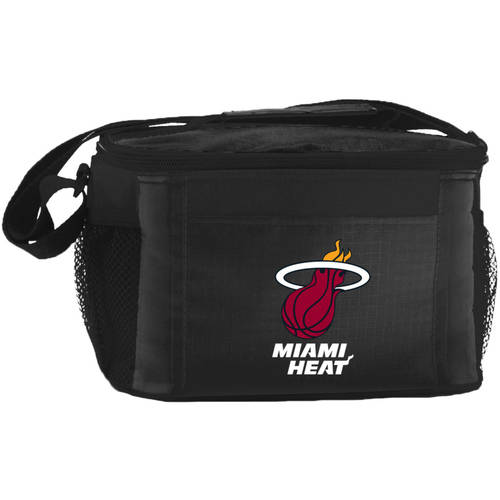 Miami Heat 6-Pack Cooler Bag