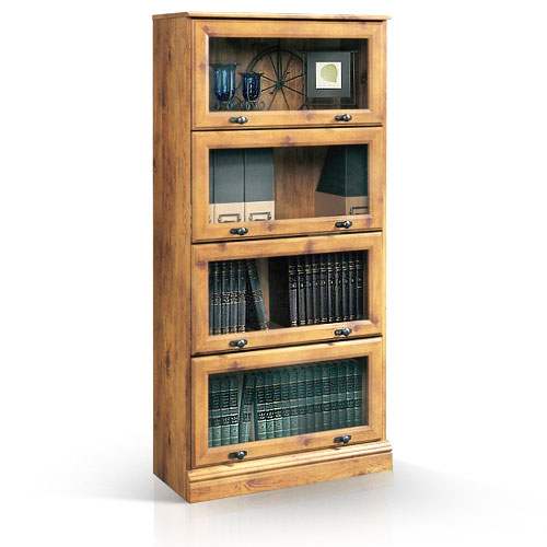 Sauder Barrister Bookcase Cottage Home Collection