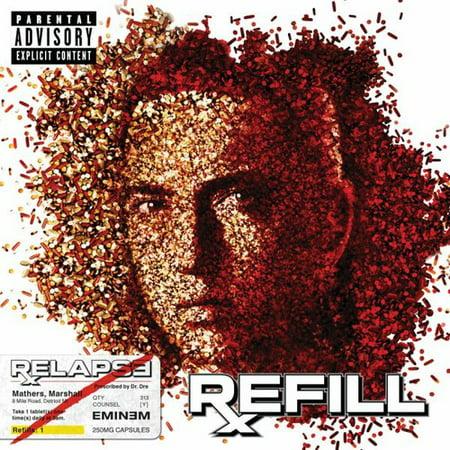 Relapse  Refill  Explicit