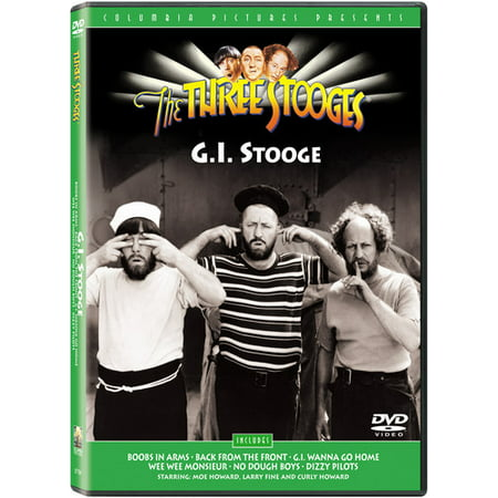 The Three Stooges: G.I. Stooge (DVD)](The Real Three Stooges)