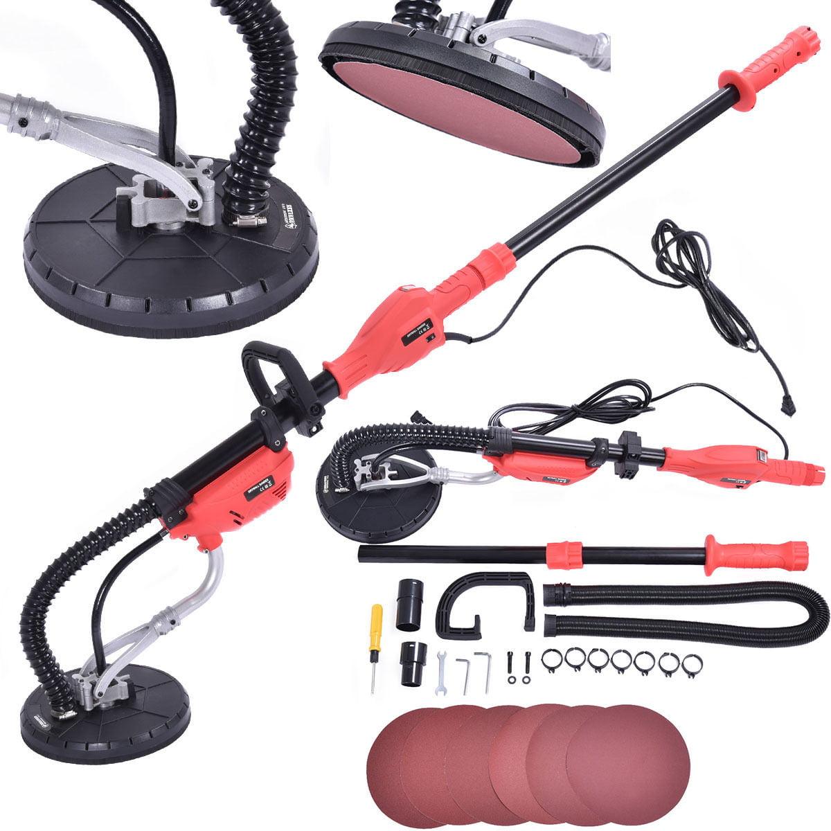 Costway Drywall Sander 750W Commercial Electric Adjustabl...
