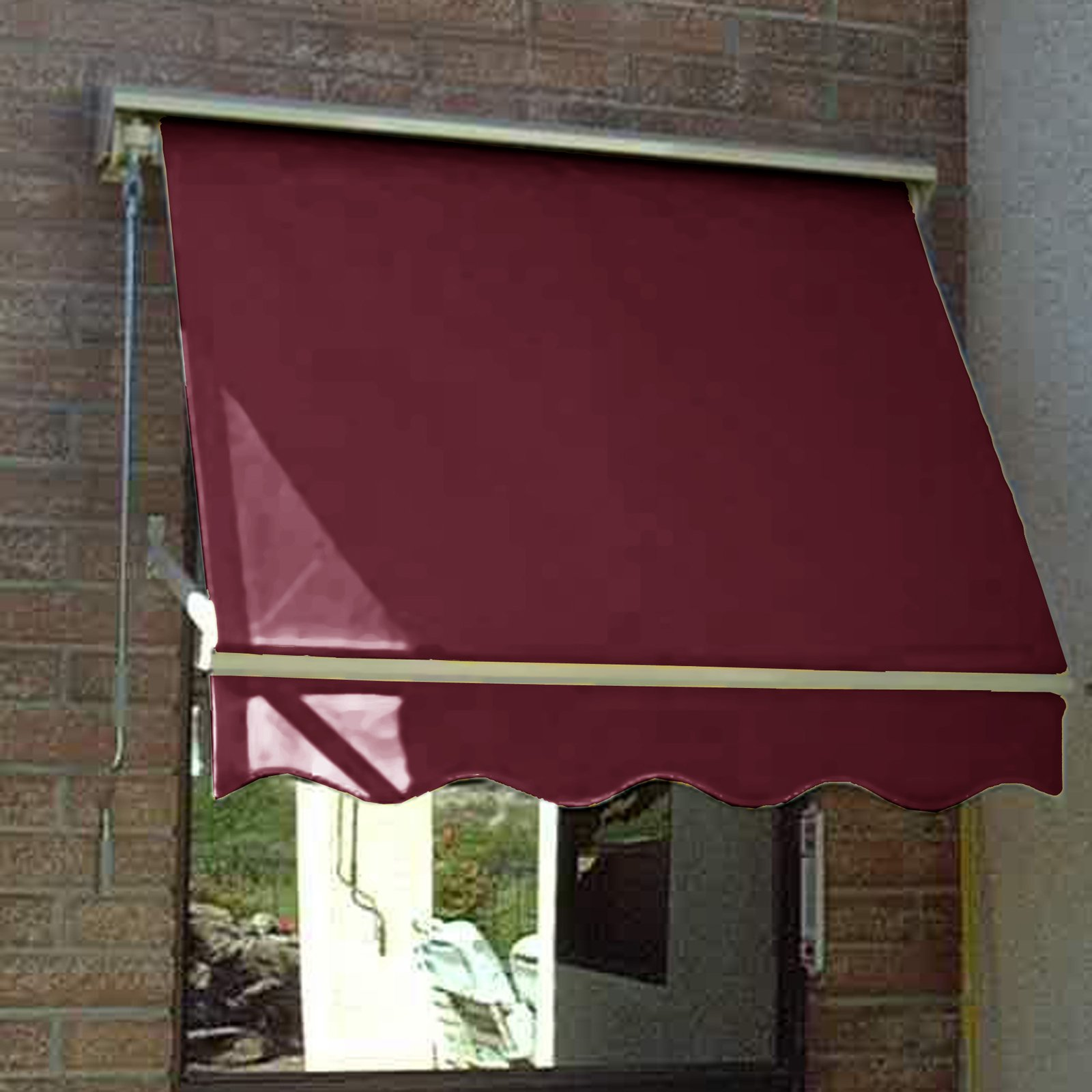 Awntech Nevada 3' Motorized Retractable Slope Awning