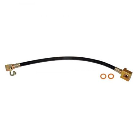 Spirit Horse 2008 (363.47 mm Rear Passenger Side Brake Hydraulic Hose for 2008 - 2018 Ford E - Series )